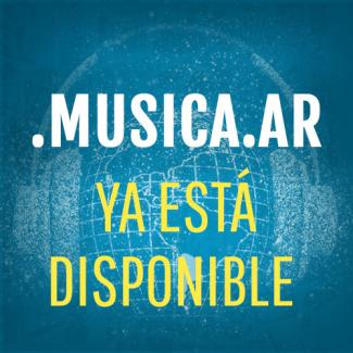 .musica.ar ya está disponible
